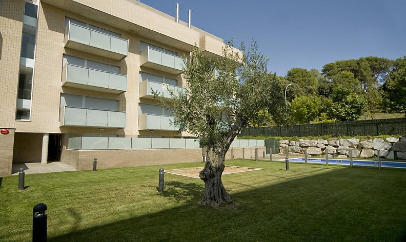 Pis nou en venda a Girona, c/ Joaquim Riera Bertran 13 Esc. A 1º 1º (VENUT)